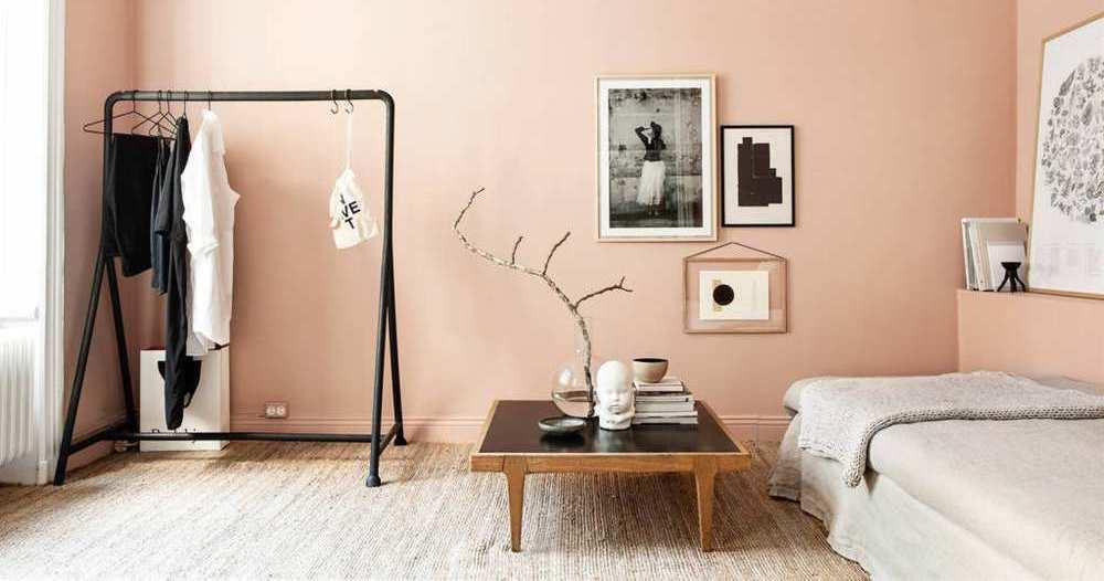 colores salmon para paredes