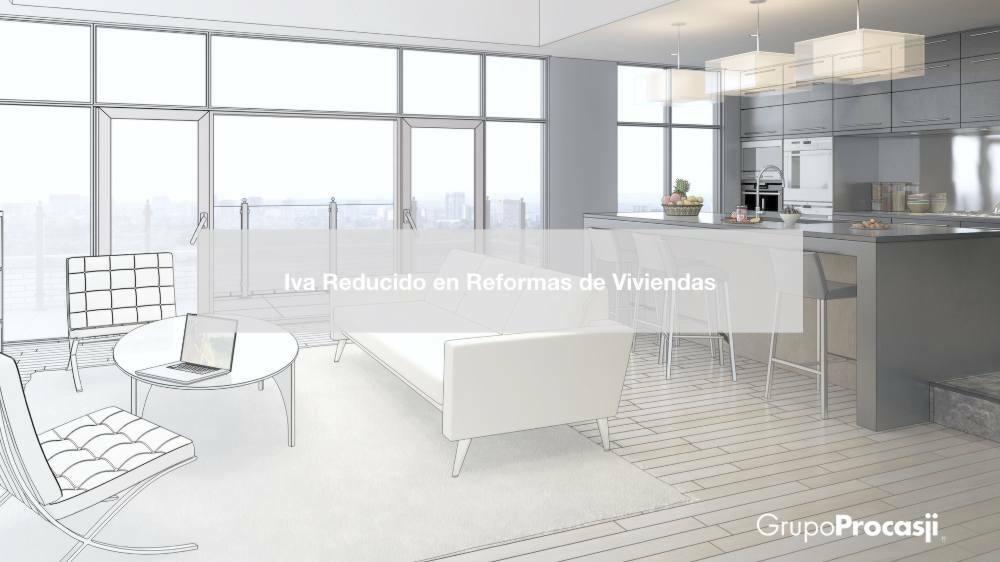 Iva en Reformas de Viviendas 2018 al 10%